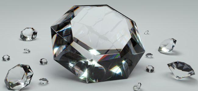 813-Carat Diamond