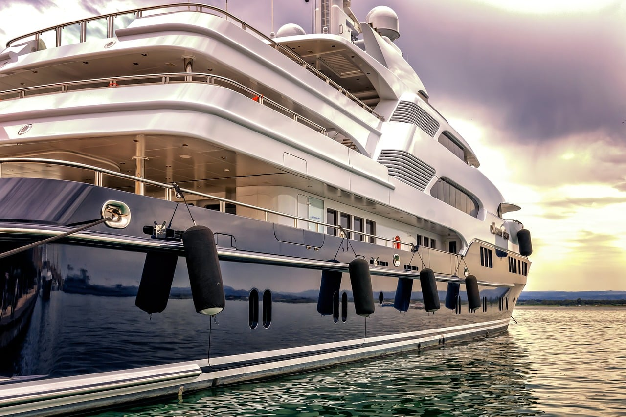 The Incredibly Indulging Yachts Owned By The Rich And Famous